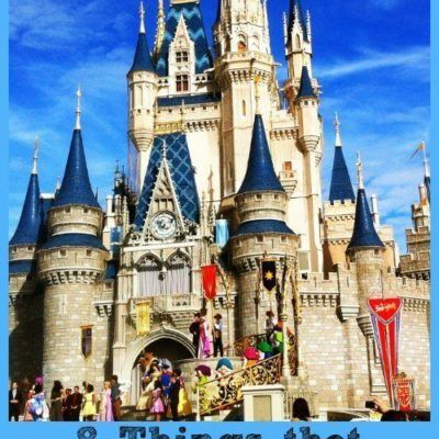 8 Things that First-Time Visitors to Walt Disney World Need to Know