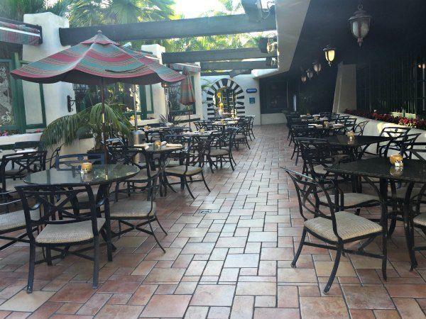 The Bahia Cafe