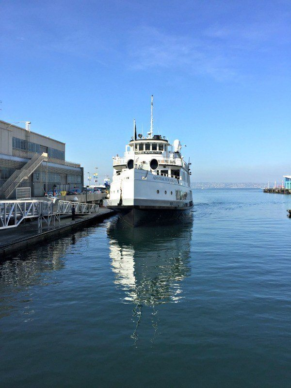 Hornblower Cruises in San Diego