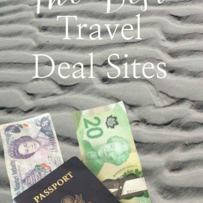 12 Of The Best Travel Deal Sites