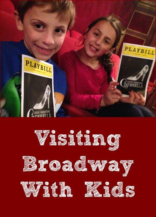 Our kids love musicals so we recently starting taking them to Broadway shows while visiting NYC. Check out our tips and suggestions on how to make your trip to Broadway with kids a success!