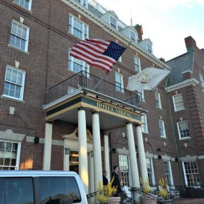 Review of the Hotel Viking Newport