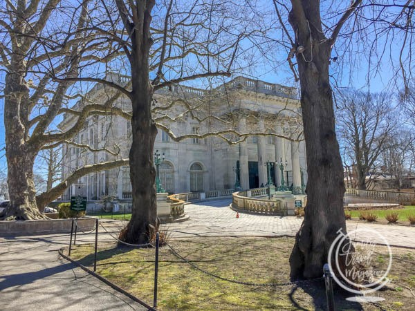 Marble House in Newport, Ri