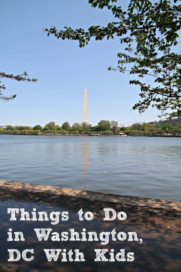 Washington DC has a lot of great spots to visit while on your next family vacation. Check out our top things to do in Washington DC with kids, including National Harbor, Smithsonian Museums, the International Spy Museum, and more!