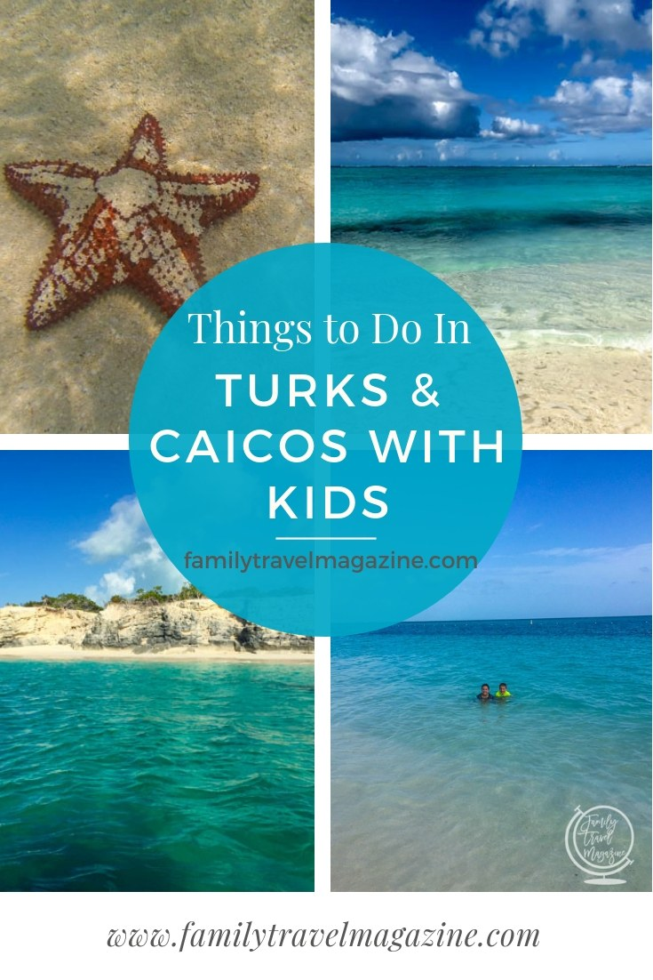 Turks and Caicos is one of the most beautiful Caribbean Islands to visit. Our family loved the variety of activities offered including snorkeling and water skiing. From the beautiful beaches to the amazing food, Turks and Caicos is the perfect spot for your next family vacation!