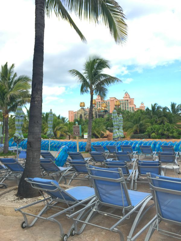 Aquaventure at Atlantis