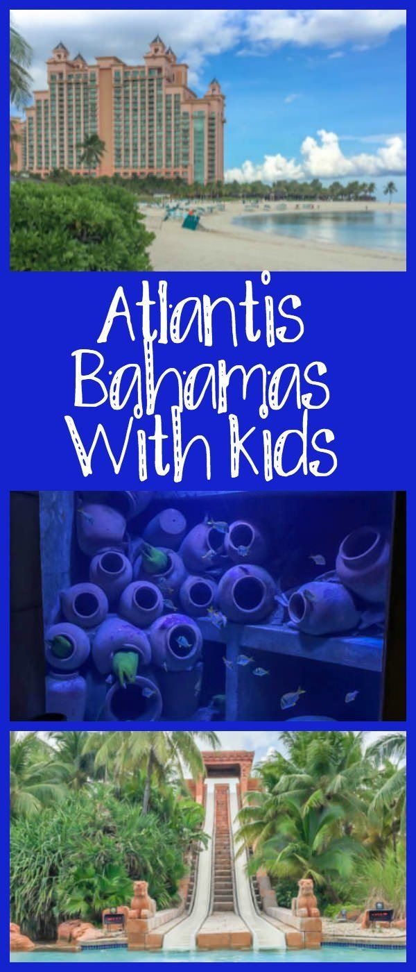A review of Atlantis Resort - Bahamas as a family vacation destination. Tips and ideas for rooms, dining, activities, excursions, and more while traveling with kids!