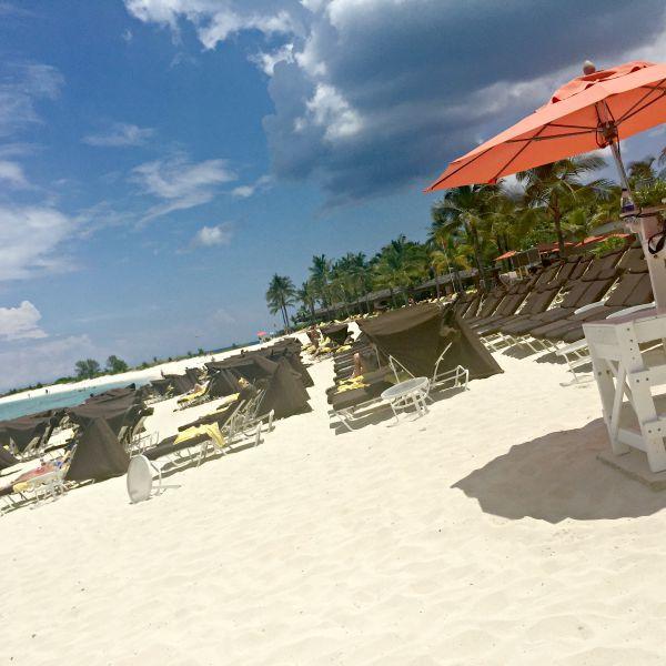 A Beach at Atlantis