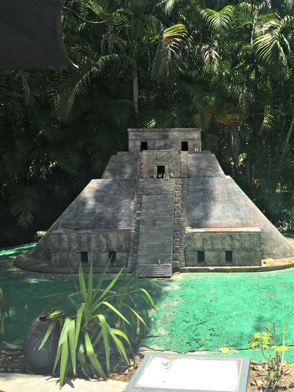 Cozumel Highlights, Ruins and Discover Mexico Cultural Park