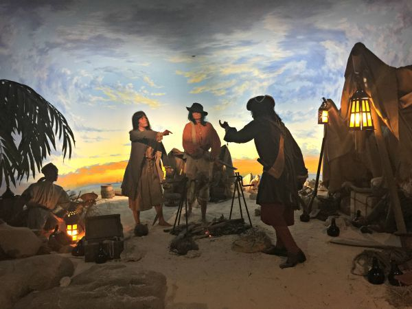 Things to do in Nassau: Pirate Museum