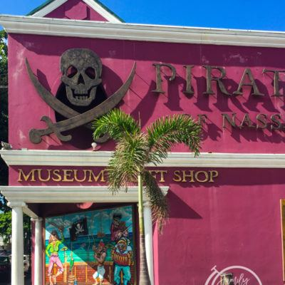 The Pirate Museum Nassau and More