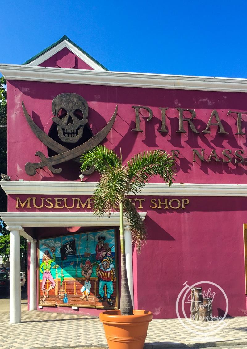 The Pirate Museum Nassau And More Family Travel Magazine