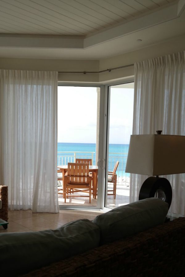 View from the Suites at the West Bay Club