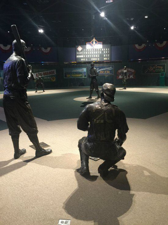 Kansas City With Kids - Negro Leagues Baseball Museum