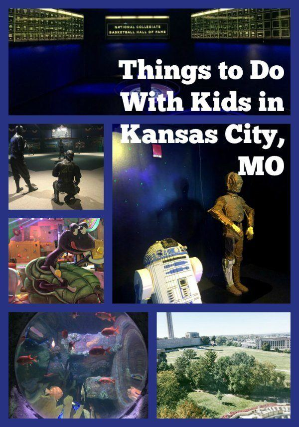 Kansas City, MO has a lot to offer during your next family vacation. Check out our favorite things to do including museums, aquariums, Legoland, and more!