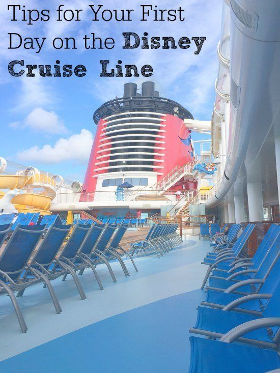 Planning a Disney Cruise for the first time? Check out these tips and tricks for your first day sailing on the Disney Cruise Line including decorating your stateroom door.