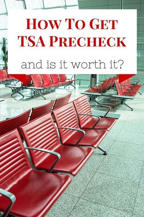 How to Get TSA Precheck (and Is It Worth It)?