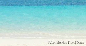 Cyber Monday Travel Deals for 2015