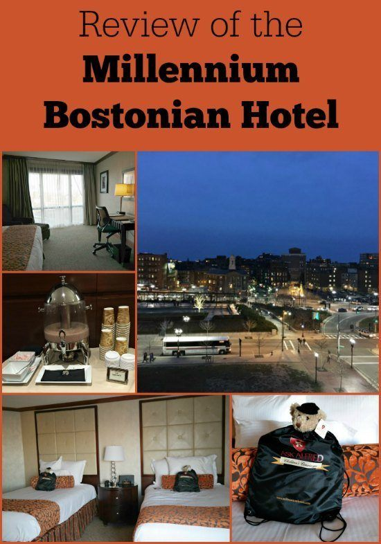 A review of the Bostonian Hotel, previously the Millennium Bostonian Hotel, located in the heart of Boston by Faneuil Hall.