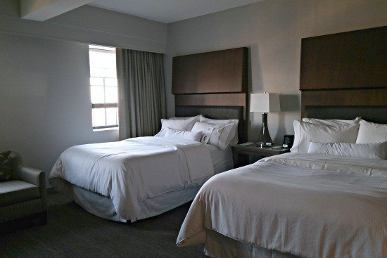 Rooms at the Westin Portland Maine