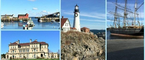 Places to Go in New England With Kids