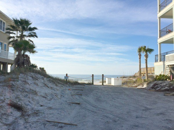 Miramar Beach in South Walton, Florida