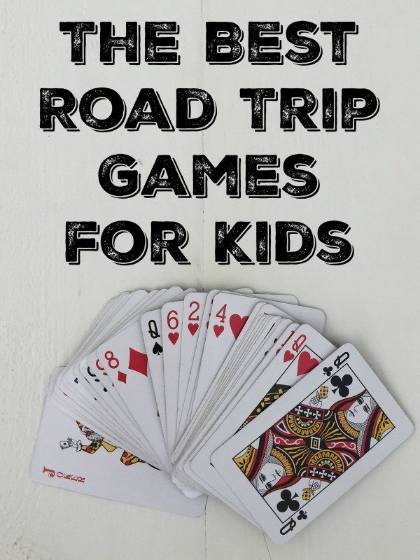 If your next family vacation involves a long car ride, you'll want to be prepared. Check out the best road trip games for kids to keep them entertained and having fun the whole trip!