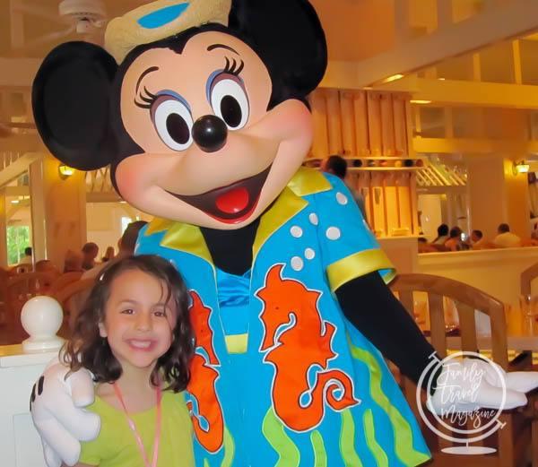Disney's Beach Club Cape May Cafe