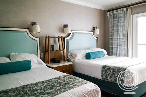 A room at Disney's Beach Club Resort