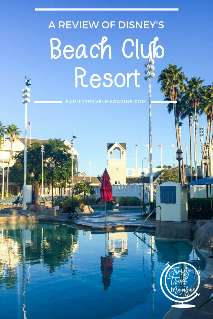 A review of the newly-renovated Disney's Beach Club Resort, which is located in the Epcot resort area of Walt Disney World.