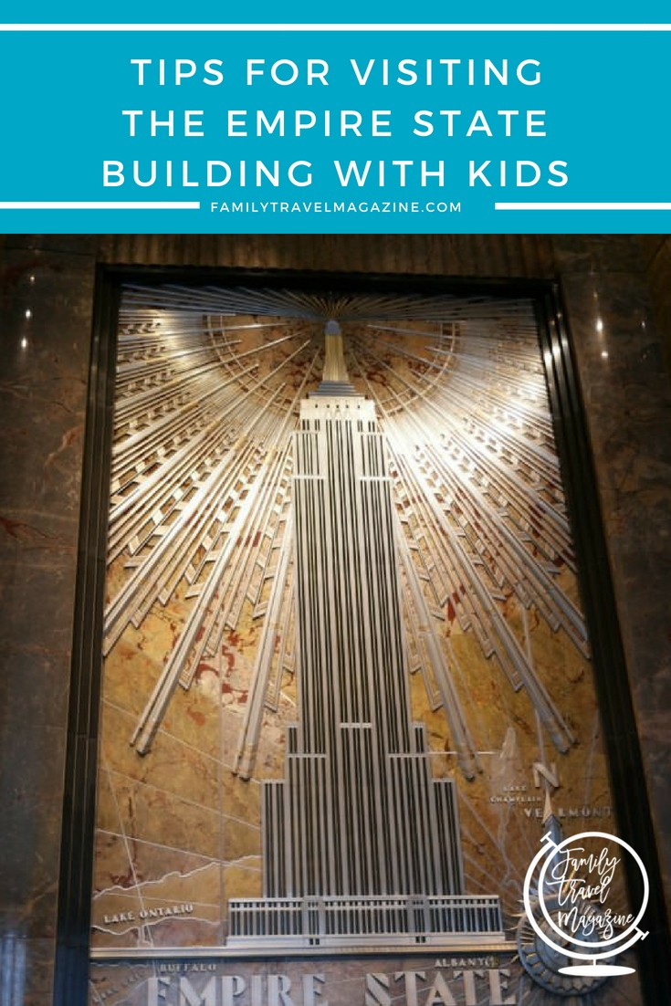 Headed to NYC? Our family always love to visit the Empire State Building. Here are some Empire State Building tips for visiting with kids and making the most of your trip.