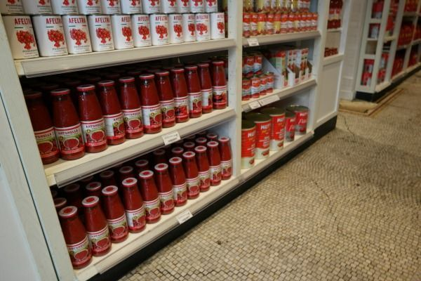 Tomato Sauces at Eataly NYC