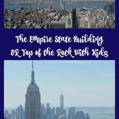 Which is Best: Empire State Building vs. The Top of the Rock