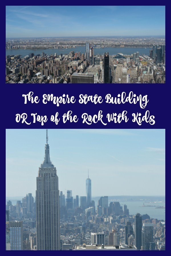 Empire State Building Vs. Top of the Rock