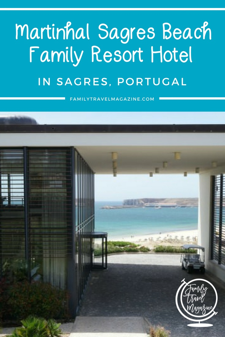 The Algarve is one of the most beautiful places in the world. When visiting Sagres Portugal, the Martinhal Family Resort in Sagres is perfect for family travel. Check out all of the fun family amenities!