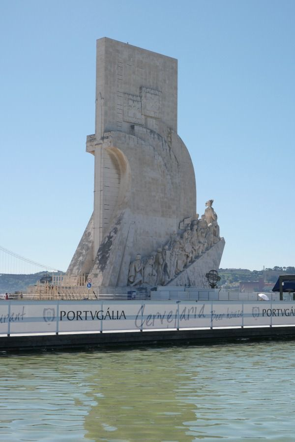 Discovery Statue in Lisbon