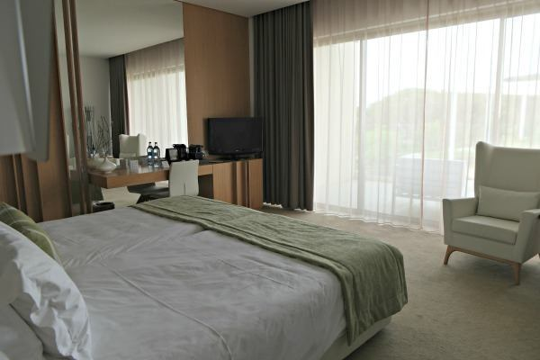 A room at the Martinhal Cascais Resort