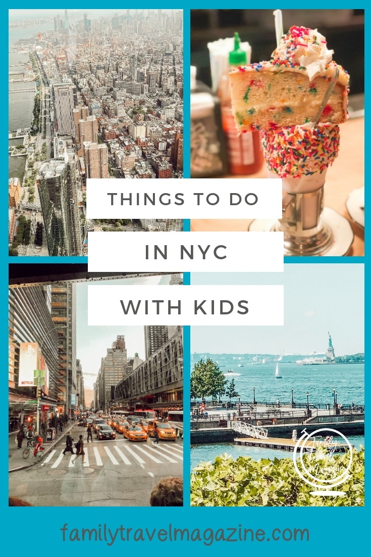 My kids love NYC - there is so much to see and do. We've been a few times, and these are our favorite things to do in New York City with kids, including the Empire State Building and several museums.