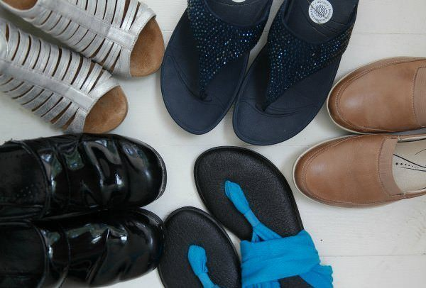 Comfortable Walking Shoes for Travel