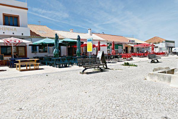 Restaurants in Sagres Portugal