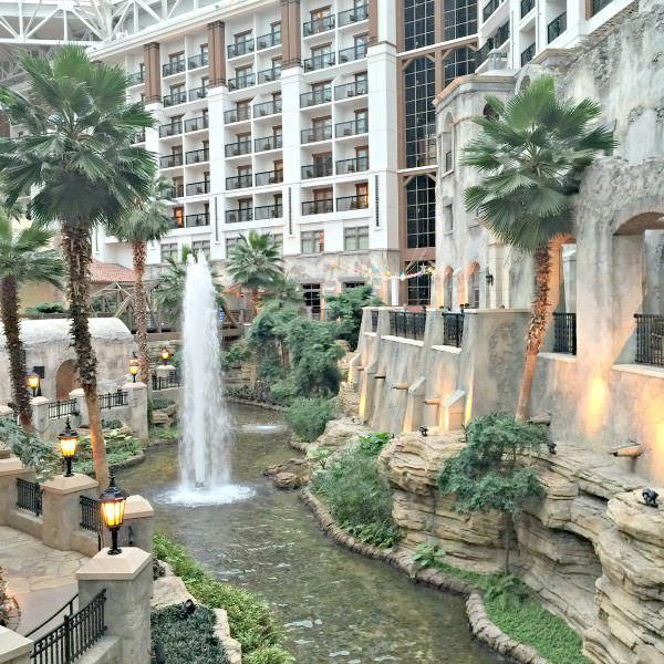 The Gaylord Texan Resort in Grapevine, Texas.