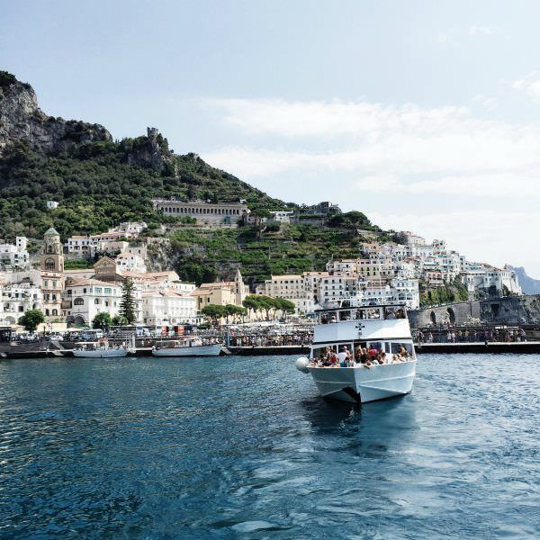 The Amalfi Coast With Kids
