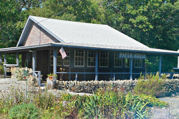 The Paper House in Rockport
