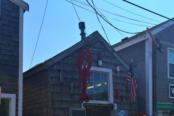 Ray Moore Lobster in Rockport, Massachusetts