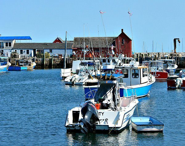 Visiting Rockport, MA with kids