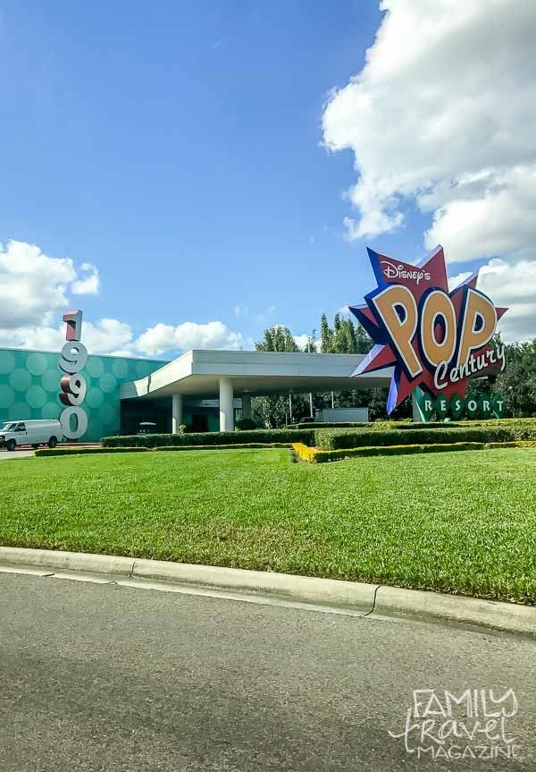 A review of Disney's Pop Century Resort