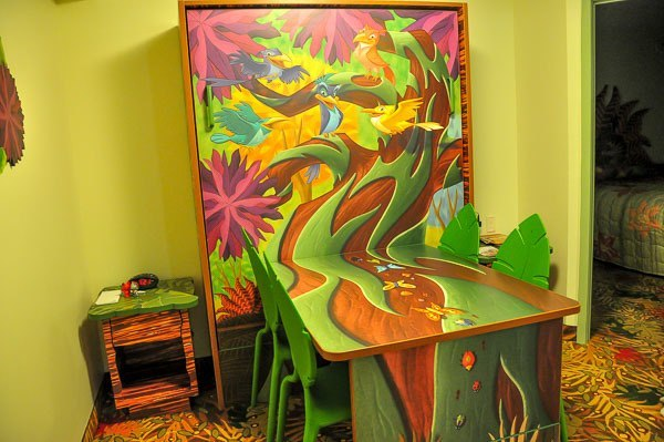 A Lion King Suite at Disney's Art of Animation