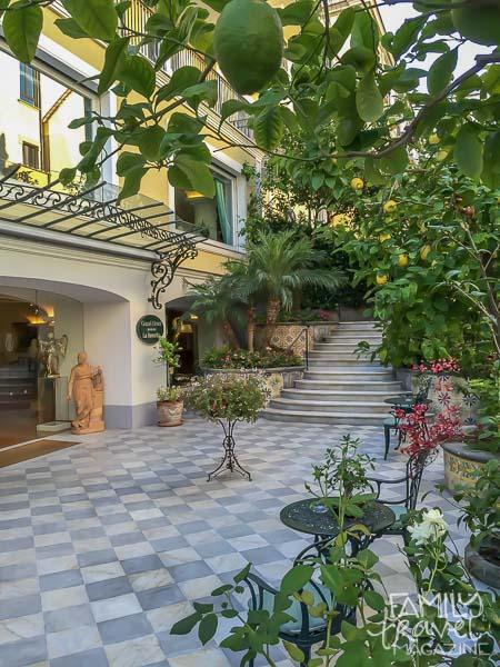 Hotel La Favorita Sorrento