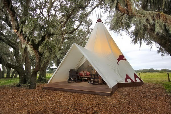 Westgate River Ranch Lux TeePees
