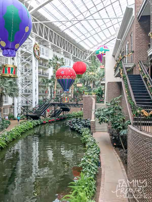 The Best Chain Hotels for Families - the Gaylord Resorts
